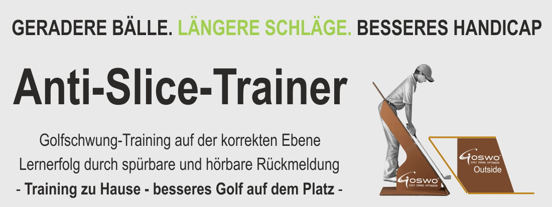 Trainingtool gegen Slice